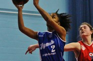 Report: Bristol Flyers Women 81-65 Charnwood College Riders