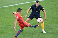 Wright's Socceroos exit Confederations Cup
