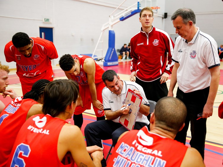 Leicester Riders (H)