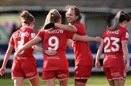 Report: Bristol City WFC 7-1 QPR