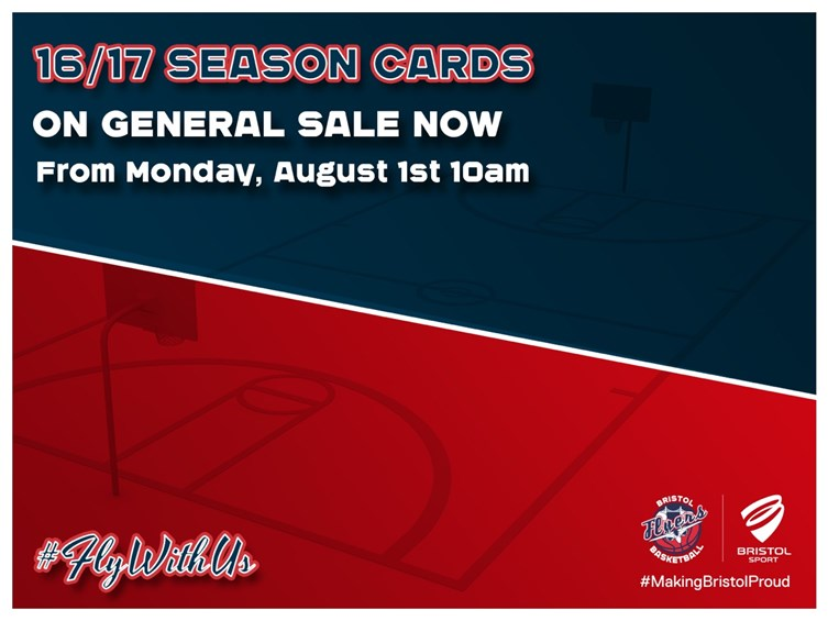 Season Card Now On Sale