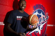 Edozie Extends Contract With Bristol Flyers